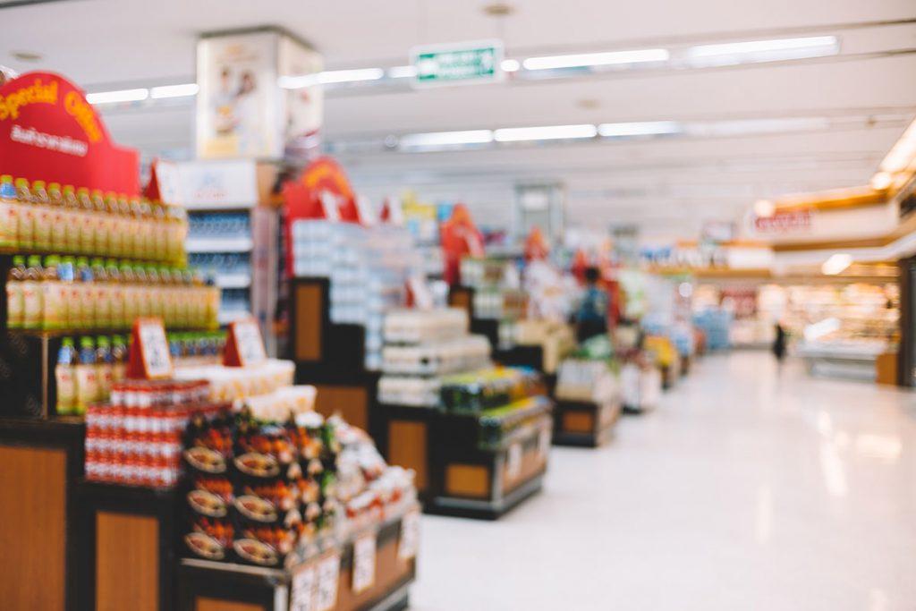mobiliario comerical para supermercados